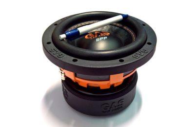 Isoääninen pikkumonsteri - GAS GPP 65D1