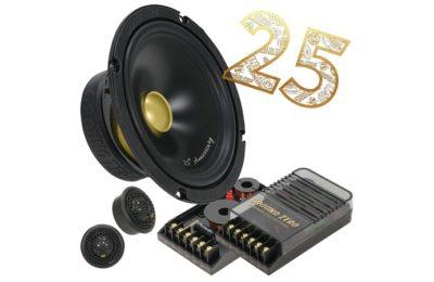 Rajoitettu erä - 25-vuotis juhlamalli - GZRC 165 Anniversary-25 erillissarja