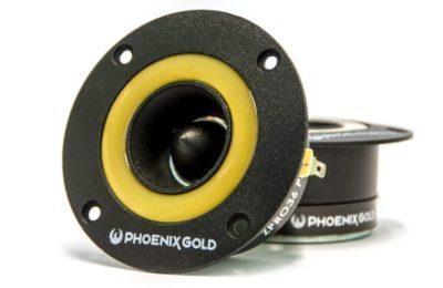 Kovaa ja korkealta - Phoenix Gold ZPRO36 diskantit 102 dB:n herkkyydellä!